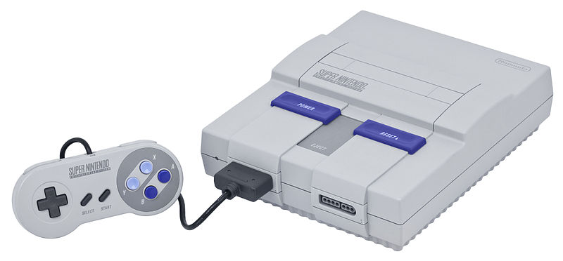 Nintendo Super Nintendo Entertainment System (North American market), 1991-1997